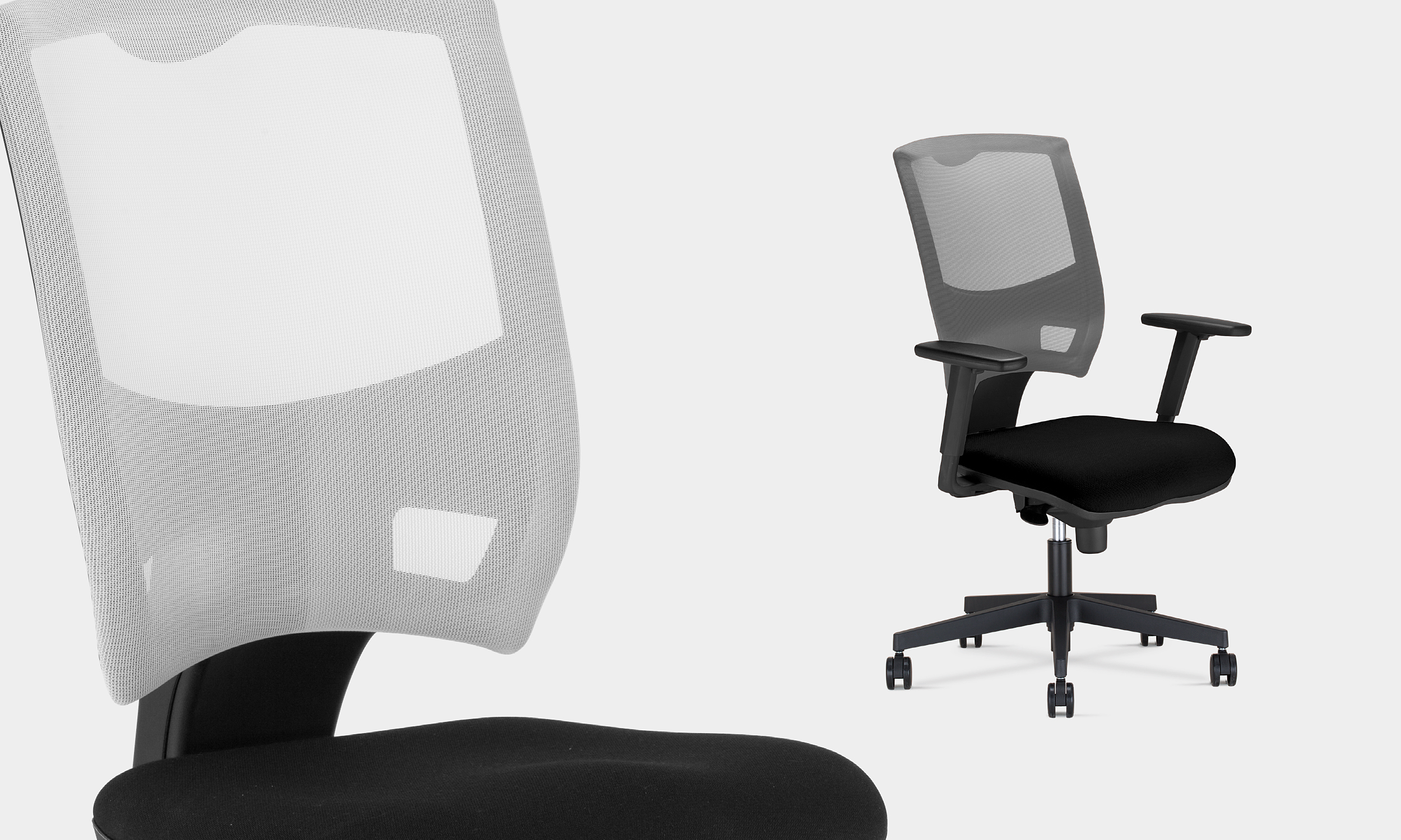 Officer net - office chairs - nowy styl group